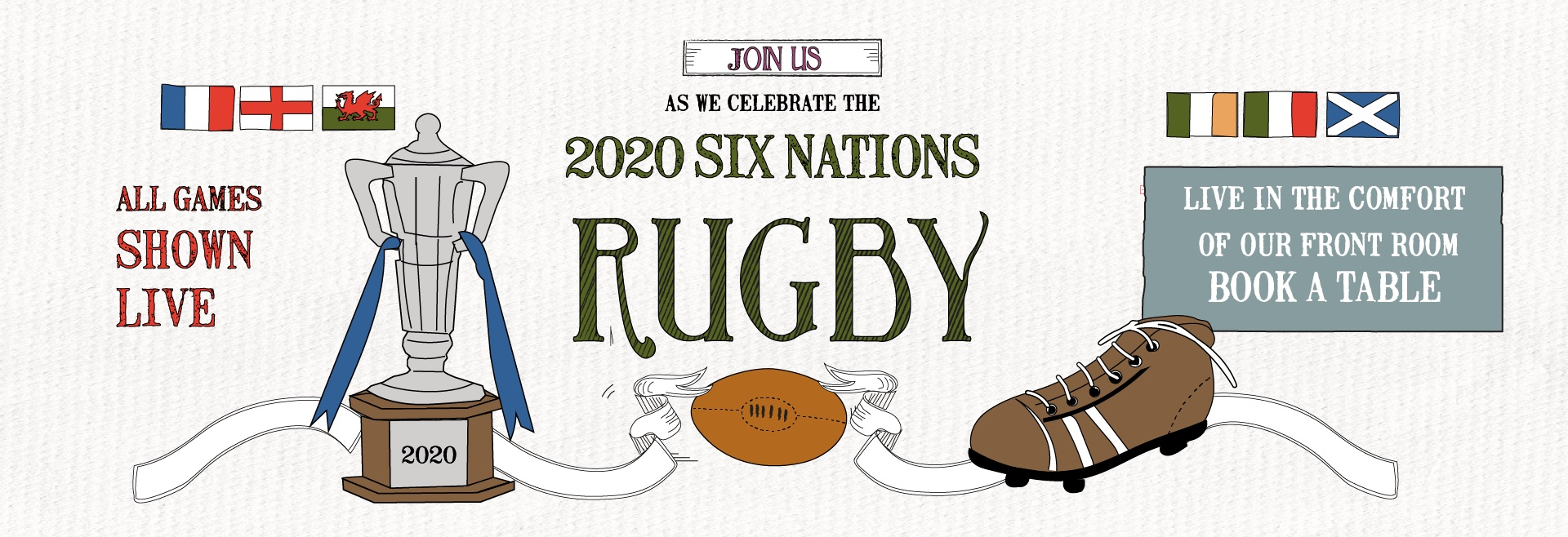 6 Nations Live at Barnes Common