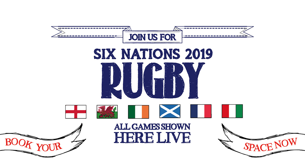 Watch the 6 Nations at The Sun Inn in London